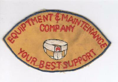 R173 Equipment & Maintenance Company Patch Win 10 Get Free US Shipping