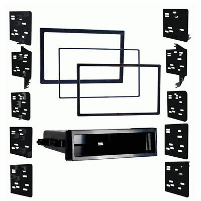 Metra 99-8104 Single/Double DIN Dash Kit for Select 1984-2004 Toyota Vehicles