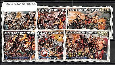 Lot of 41 Guinea-Bissau MNH Mint Never Hinged Stamps #101982 R