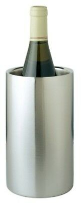 Brand New Double wall Silver Stainless Steel Champagne Cooler and Ice Bucket