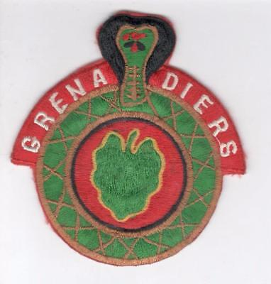 R247 24th Infantry Division Grenadiers Patch Win 10 Get Free US Shipping