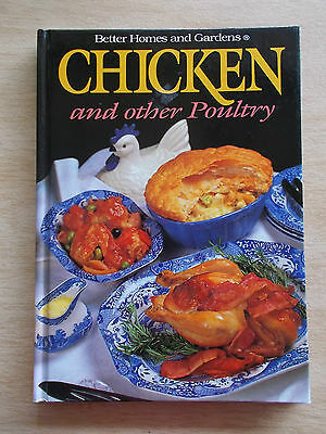 BH&G~Chicken & Other Poultry~Recipes~Turkey~Quail~Duck~Goose~Pheasant~Pigeon~HB