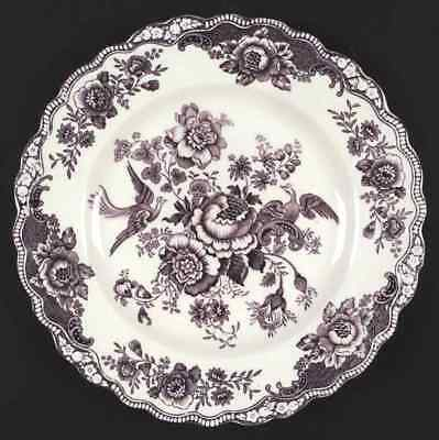 Crown Ducal BRISTOL MULBERRY Dinner Plate 91598