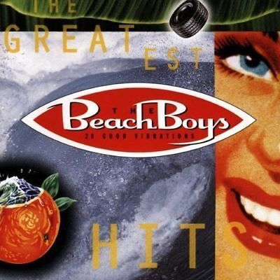 The Beach Boys: 20 Good Vibrations – Cd, Greatest Hits / Best Of