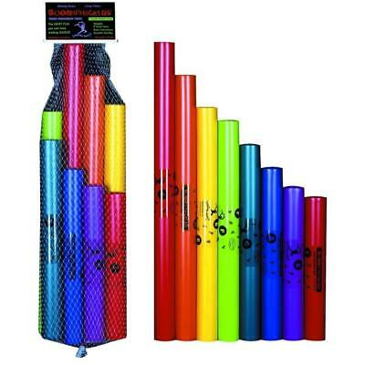 Rhythm Band Instruments - Corvus A630002 - Boomwhacker C-dur, Diatonische T NEW