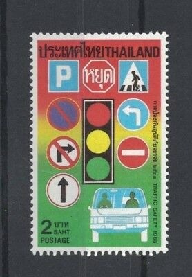 1988 Thailand Road Safety SG 1377 muh