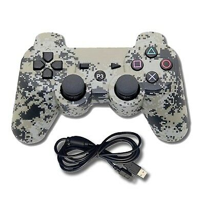 Ps3 Playstation 3 Wireless Gaming Controller Bluetooth Gamepad Game Controller