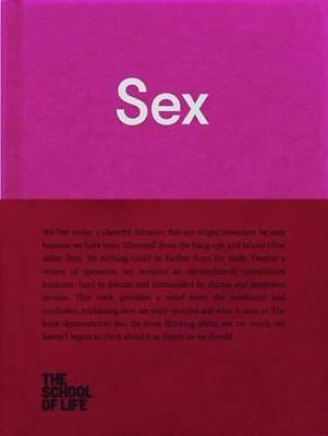 Sex by The School of Life | Hardcover Book | 9780993538766 | NEW