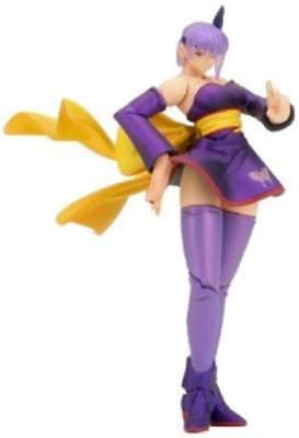 Kaiyodo KT Figure Collection DX Dead or Alive Yamaguchi shiki Action Ayane A