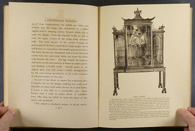 Chippendale Romance -1915 Satire of American Furniture Collectors & Collecting