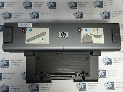 HP Docking Station with Dual-Link DVI