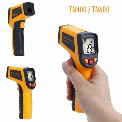 Well Handheld Non-Contact Laser LCD IR Infrared Digital Temperature Thermometer