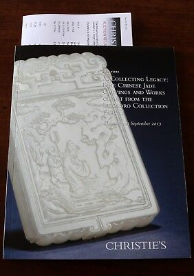 Christie's NY, A Collecting Legacy, Chinese Jade, Lizzadro Coll., Part 2, 2013
