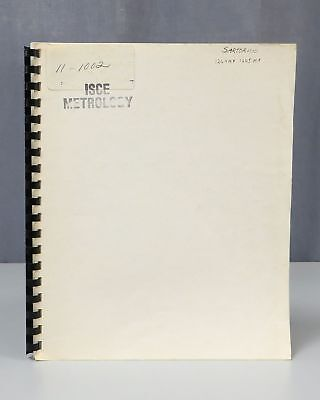 Sartorius Electronic Top-Loaders Models 1264 MP/1265 MP Operating Instructions