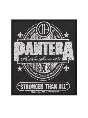 Pantera Stronger Than All Patch