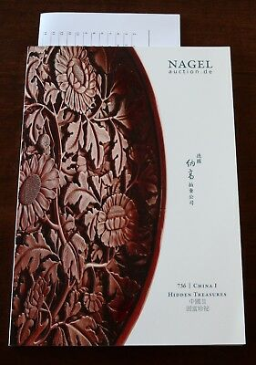 Nagel auction.de : 736, China 1, 6 May 2016