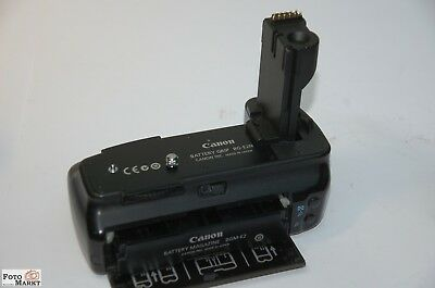 Original Canon Battery Grip BG-E2N + Batterie Magazin BGM-E2 EOS 50D 40D 30D