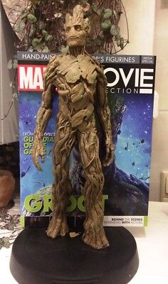 MARVEL MOVIE COLLECTION Groot 36 cm Lim. FIGURINE GUARDIANS OF GALAXY EAGLEMOSS