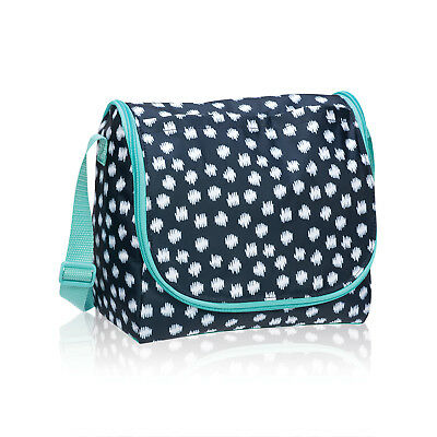 Thirty One Going Places Thermal Navy Doodle Dot NEW RV $25