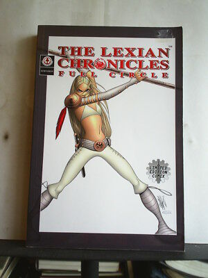 THE LEXIAN CHRONICLES - FULL CIRCLE - OMNIBUS Paperback 2012 1st Limited edition