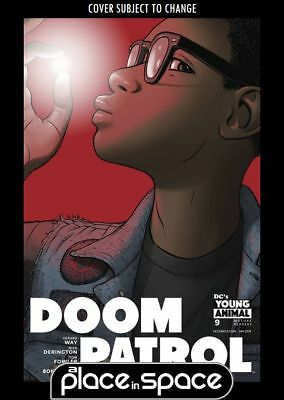 Doom Patrol, Vol. 6 #9A (Wk47)