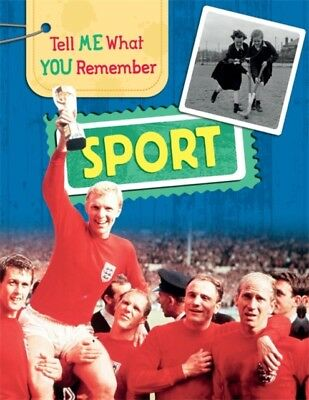 Sport (Tell Me What You Remember) (Hardcover), Ridley, Sarah, 9781445140070