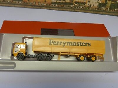 "Herpa 813001  LKW Iveco ""Ferrymasters""                      23/10"