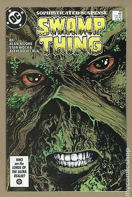 Swamp Thing (2nd Series) #49 1986 FN 6.0