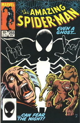 the Amazing Spider-Man Comic Book #255 Marvel Comics 1984 VERY FINE/NEAR MINT
