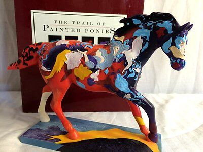 RETIRED! 2005 Trail of Painted Ponies American Dream Horse Russian Ministry 1/E