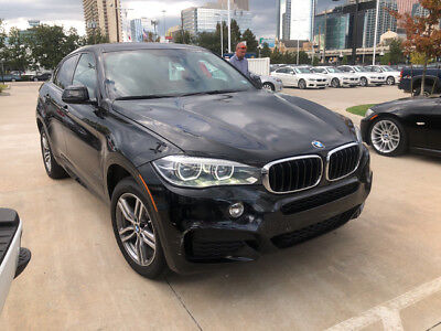 2015 BMW X6 xDrive35i Sport Utility 4-Door