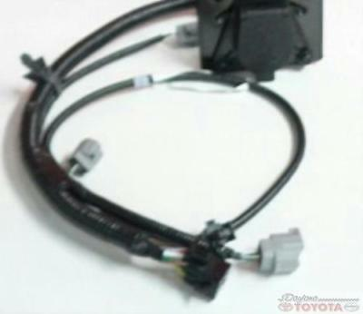 Oem Toyota Trailer Wiring Harness on oem jeep wiring harness, oem trailer wheels, oem engine wire harness, oem seat covers,