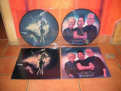Depeche Mode - Walking In My Shoes Show Lp Ultrarare Picture Disc Collector !!!