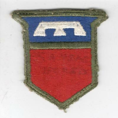 WW 2 US Army 76th Infantry Division Patch Inv# B498