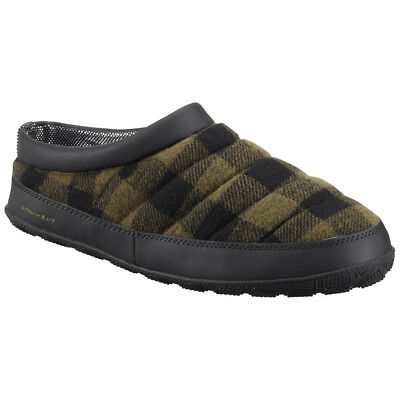 Columbia Men's Packed Out II Omni Heat Flannel Slippers