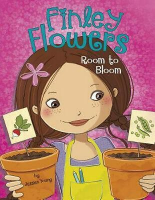 Finley Flowers: Room to Bloom by Jessica Young Paperback Book Free Shipping!