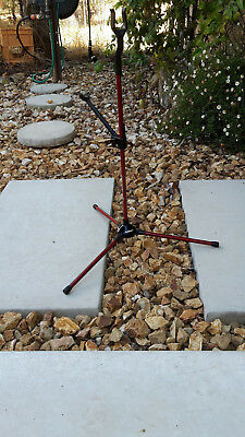 Archery Bow Stand,fits Most Bows. Strong Lock Legs. String & Extra Support