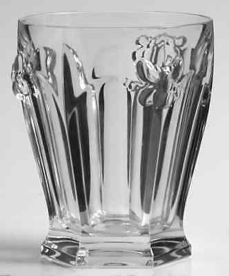 Lenox BUTTERFLY MEADOW Double Old Fashioned Bee Glass 1899029