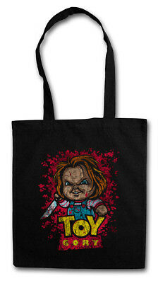 TOY GORY STOFFTASCHE Bride Seed of Story Fun Chucky Gore bloody Child's Play
