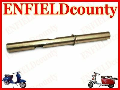 Brand New Vespa Headset Throttle Tube Bar Px Pe Lml T5 @aus
