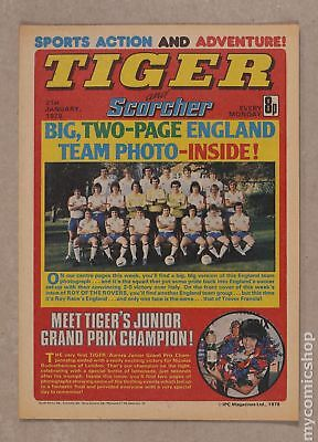 Tiger Tiger and Hurricane/Tiger and Jag/Tiger and Scorcher #780121 1978 VF 8.0