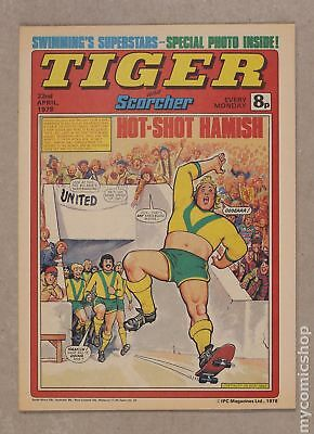 Tiger Tiger and Hurricane/Tiger and Jag/Tiger and Scorcher #780422 1978 NM 9.4