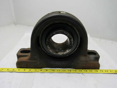 "Fafnir RSA0 T-22446 Pillow Block 3-7/16"" Bore w/GN307KRRB Ball Bearing Insert"