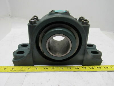 "Dodge KDI-PZ-207 023399 Pillow Block Bearing 2-7/16"" Tapered Roller Bearing"
