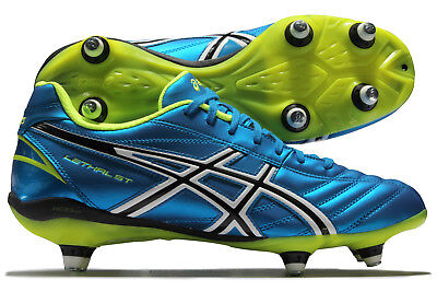 Asics Mens Lethal ST SG Rugby Boots