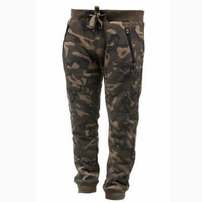 Bekleidung XXXL Hose Tarnmuster Camouflage Fox Chunk Limited Edition Camo Lined Joggers Angelsport