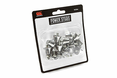 Canterbury Mens Power 13mm Studs Set - Pack of 16 Sports Training