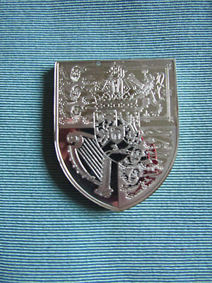 BRITISH ROYAL ARMS Large SILVER Proof Ingot    KING GEORGE III to WILLIAM IV