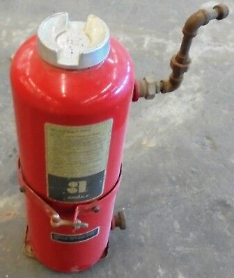 Ansul 101 Dry Chemical Fire Control System, Model 30, 25Lb Capacity