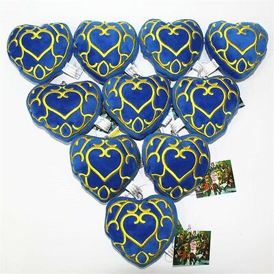 "4"" Game Legend of Zelda Skyward Sword Heart Container Plush Keychain Xmas Gift"